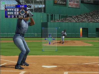 World Series Baseball 2K1