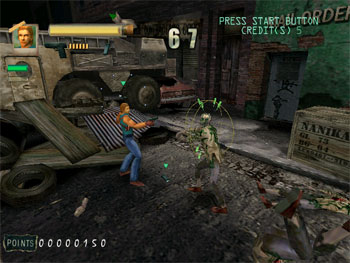 Imagen de la descarga de Zombie Revenge