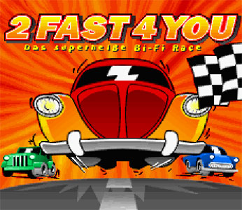 Portada de la descarga de 2 Fast 4 you