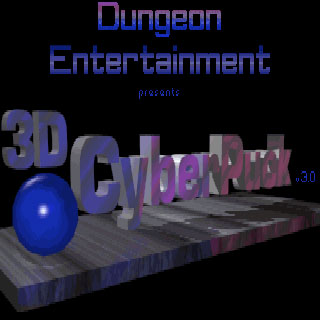 Portada de la descarga de 3D Cyberpuck