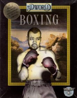 Carátula del juego 3D World Boxing (PC)