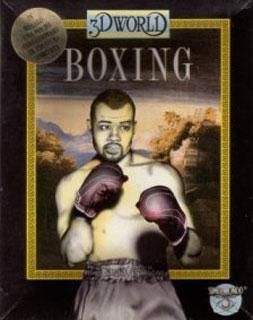 Portada de la descarga de 3D World Boxing