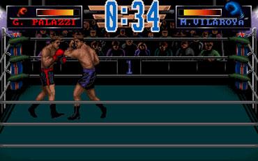 Pantallazo del juego online 3D World Boxing (PC)