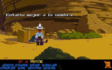 Pantallazo del juego online 3 Skulls of the Toltecs (PC)