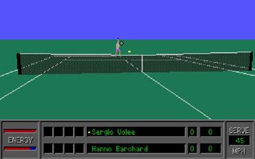Imagen de la descarga de 4D Sports Tennis