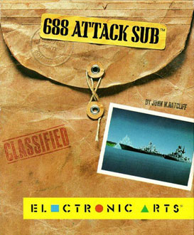 Carátula del juego 688 Attack Sub (PC)