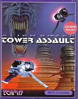 Juego online Alien Breed: Tower Assault (PC)