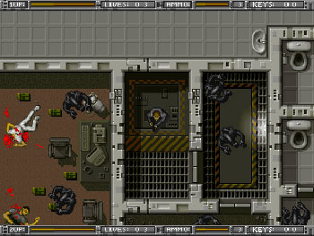 Imagen de la descarga de Alien Breed: Tower Assault
