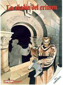 Portada de la descarga de La Abadia del Crimen