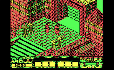 Pantallazo del juego online La Abadia del Crimen (PC)