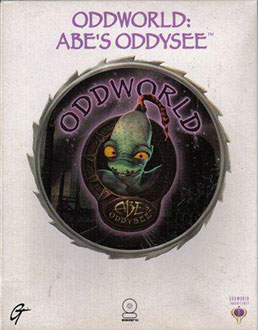 Juego online Oddworld: Abe's Oddysee (PC)