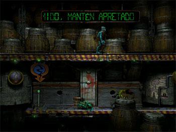 Imagen de la descarga de Oddworld: Abe's Oddysee
