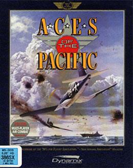 Portada de la descarga de Aces of the Pacific