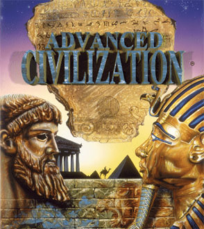 Carátula del juego Advanced Civilization (PC)