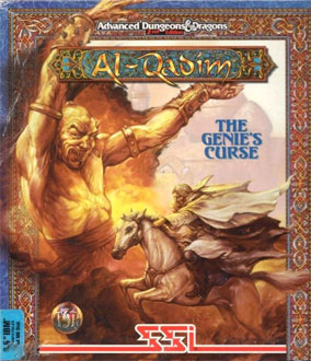Portada de la descarga de Al Qadim – The Genie's Curse