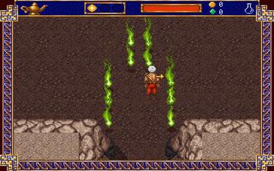 Pantallazo del juego online Al Qadim - The Genie's Curse (PC)