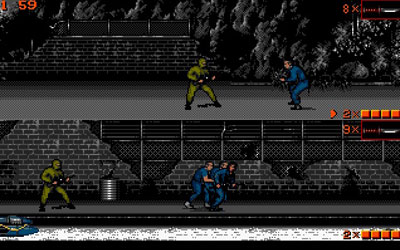 Pantallazo del juego online Alcatraz (PC)