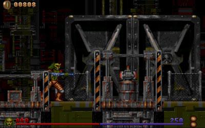 Imagen del juego Alien Rampage