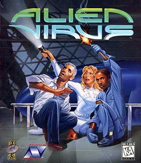 Juego online Alien Virus CD-Rip (PC)