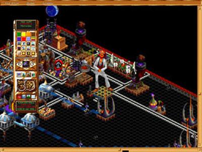 Pantallazo del juego online Afterlife (PC)