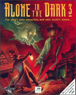 Carátula del juego Alone in the Dark 3 (PC)