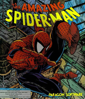 Carátula del juego The Amazing Spider-Man (PC)