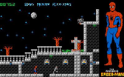 Imagen del juego Amazing Spider-man, The