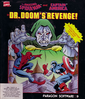 Juego online The Amazing Spider-Man & Captain America in Doctor Doom's Revenge (PC)