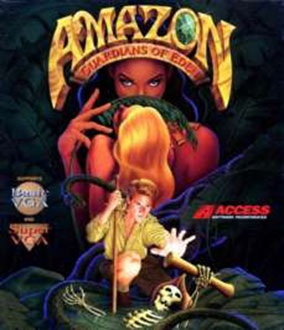 Juego online Amazon Guardians of Eden (PC)