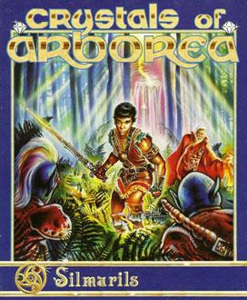 Carátula del juego Crystals of Arborea (PC)