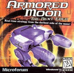 Juego online Armored Moon: The Next Eden (PC)