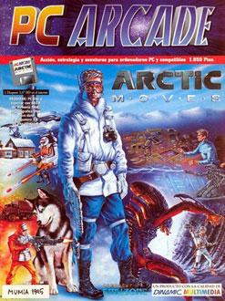 Carátula del juego Arctic Moves (PC)