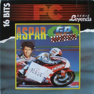 Carátula del juego Aspar GP Master (PC)