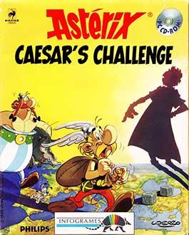 Juego online Asterix: Caesar's Challenge (PC)