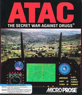 Juego online ATAC: The Secret War Against Drugs (PC)