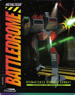 Portada de la descarga de Metaltech: Battledrome