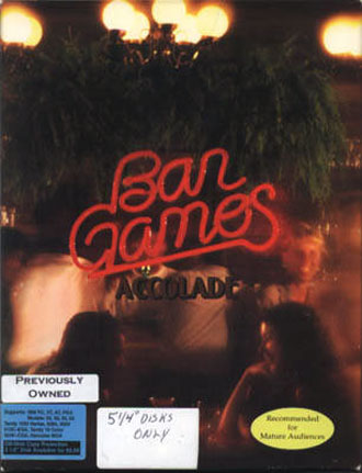 Portada de la descarga de Bar Games