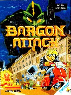 Carátula del juego Bargon Attack (Pc)