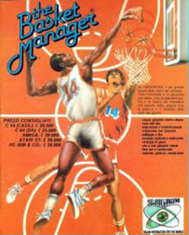 Carátula del juego The Basket Manager (PC)