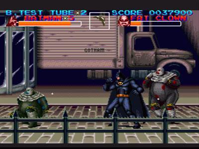 Imagen de la descarga de Batman Returns
