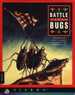 Portada de la descarga de Battle Bugs