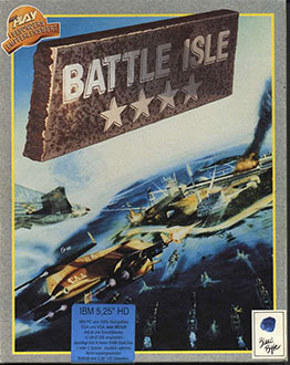 Portada de la descarga de Battle Isle