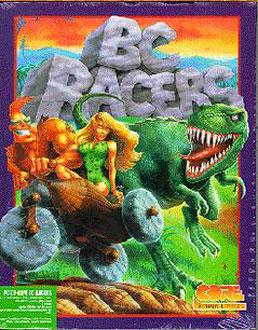 Carátula del juego BC Racers (PC)