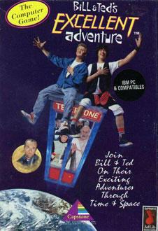 Juego online Bill & Ted's Excellent Adventure (PC)