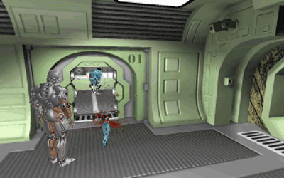 Pantallazo del juego online Bioforge (PC)