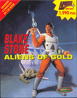 Juego online Blake Stone: Aliens of Gold (PC)