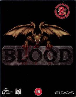 Carátula del juego Blood (PC)