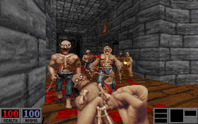 Pantallazo del juego online Blood (PC)