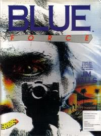 Carátula del juego Blue Force (PC)