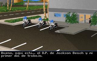 Pantallazo del juego online Blue Force (PC)